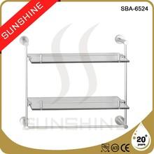 Double Towel Shelf SBA-6504