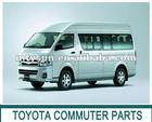Toyota Parts and Toyota Commuter Parts /New Hiace Parts /Quantum Parts