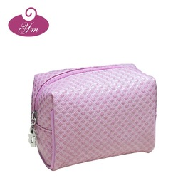2012 spring summer design Best sale pu leather cosmetic bag
