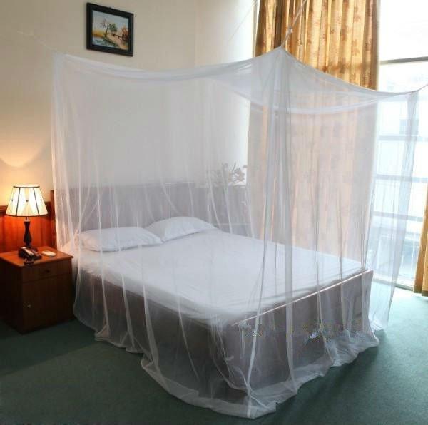Como hacer un toldillo para cama imagui for Mosquiteras para camas