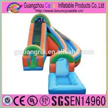 screamer water slide inflatable slip n slide