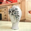 Chinese porcelain flower vase decoration 16091