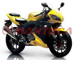 Racing motorcycle MTC200F-2