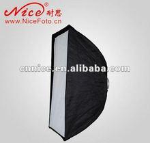 Flash Lighting Portable Softbox,Nicefoto Umbrella Frame Octagon Softbox 120cm