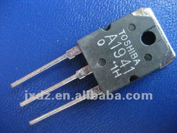 2SA1941 / 2SC5198 Toshiba Transistor aplicações potência do amplificador