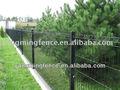 panneau d'intérieur incurvé par PVC blanc de barrière de fil de sécurité de couleur de vente chaude/fabricant direct