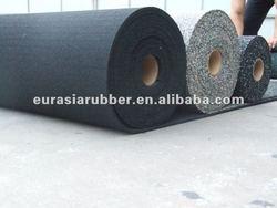 Gym rubber rolls
