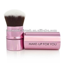 2012 Hot Sell Lovely Lowest Price Free Designer Makeup Retractable Brush Sample