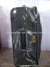 clear PVC waterproof/dustproof luggage cover