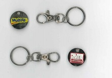 Car brand keychain car keyrings