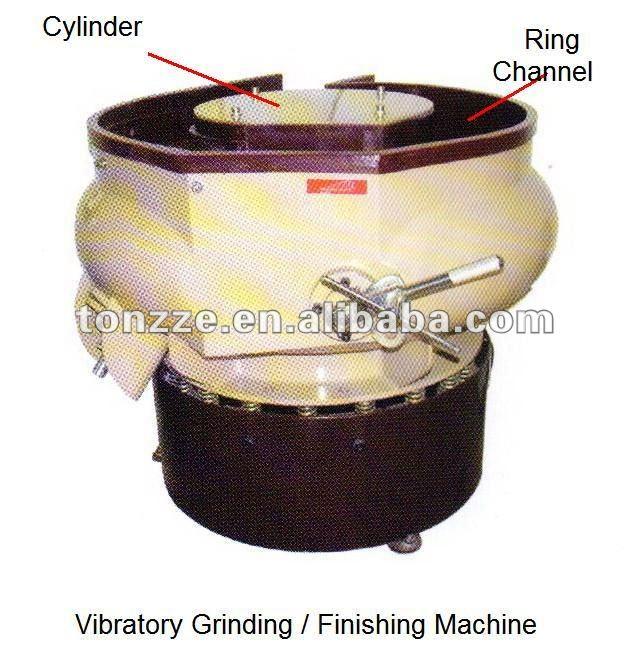 Bowl Vibrator for Metal processing