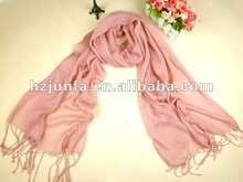 2012 fashion girls hot selling solid color printed pretty cotton scarf