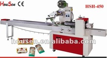 automatic tissue roll bag sealing machine