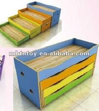 CE CERTIFICATE BUNK BEDFOR KIDS ,MODERN BUNK BED FOR KIDS(HB-07007)