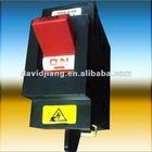 Main switch / M1 M3 circuit breaker/ can fit in distribution box bakelite black