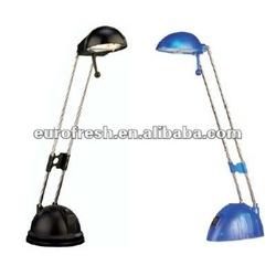 morden study halogen table lamp