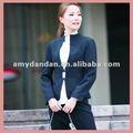2012 nuevo estilo de traje de negocios para la señora