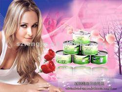 bathroom decorative Solid Air Freshener for aerosol dispenser