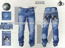 2012 Most Pupular Brand Jeans Kosmo Lupo Italy Designer