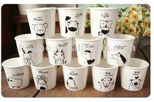 2012 Creative Promotional Ceramic Mugs for Children