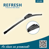Good auto accessories wiper blades from Refresh