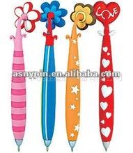 promotional ballpoint pen with custom logo