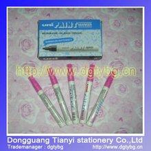 Paint pen repair remover pen refillable paint pen
