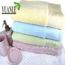 Unique 100% cotton bath towel