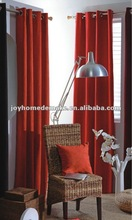 CURTAIN WITH SOLID COLOR