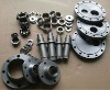CNC mechanical spare parts fabrication service