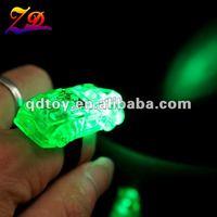 wholesale car finger ring flashing led light