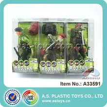 Super Cool de plástico niños Favor Toy Set