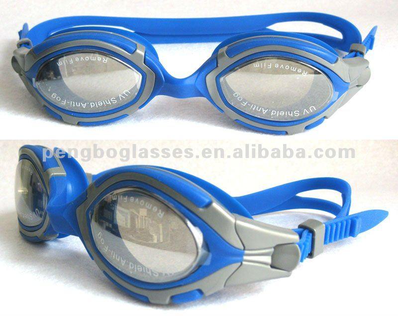 แอนตี้- ความชื้นแว่นตาว่ายน้ำที่มีการออกแบบใหม่