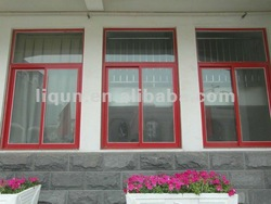 LQ steel window design for sliding window