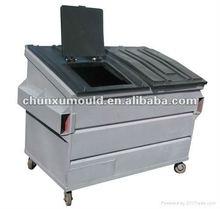 rotomolding industrial bin, storage container