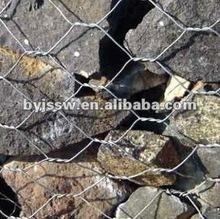 Hexagonal Gabion Wire Mesh For Stone Protection