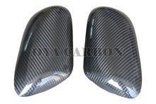 Carbon fiber mirror covers for Aston Martin