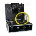 a prueba de agua de tuberías de inspección de la cámara para tubería de aguas residuales con 512hz transmisor en el interior