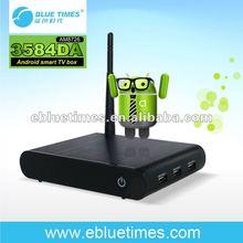 Full HD WIFI Internet TV Box