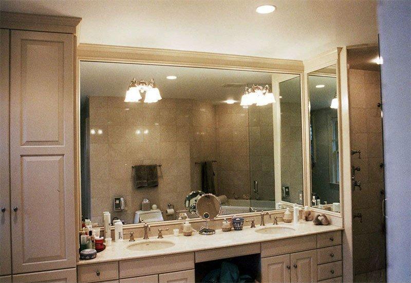 Sinoy grandes espejos para ba o espejos de ba o - Espejos biselados para banos ...