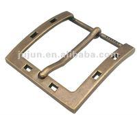 antique brass metal conchos belt buckle