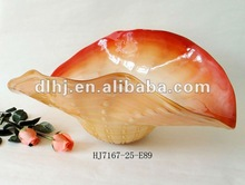 Art Shell Glassware