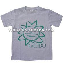 Sunny white basic baby t shirt