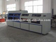 Cylindrical Die Board Laser Cutting Machine