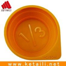 2012 newly designed silicone bowls