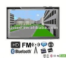 sunlight readable screen gps dvd