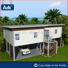 Luxury prefab house building prefabricated villa