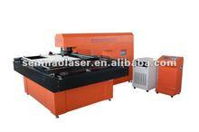 Flat Die Board Laser Cutting Machine SMCC-1212 specialized