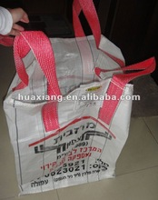 Israel FIBC bag jumbo big bag for sand, silver sand CR