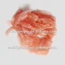 2012 new sushi ginger slice pink color